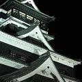 中秋の名月 熊本城6