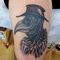 ペスト医者tattoo