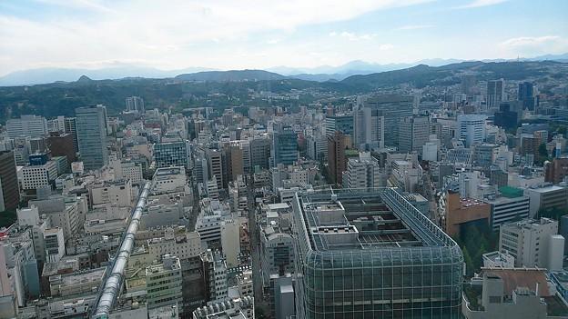 建物がいびつで、道もいびつだ!とちょっとビックリしたが、そうだ札幌の方が特殊なんだった(笑)