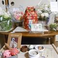 Photos: いっぱいのお花に囲まれて・・・