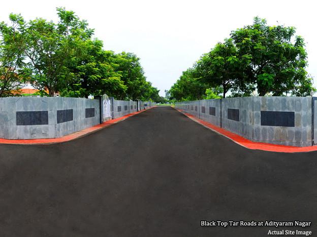 Granite Wall villa plots