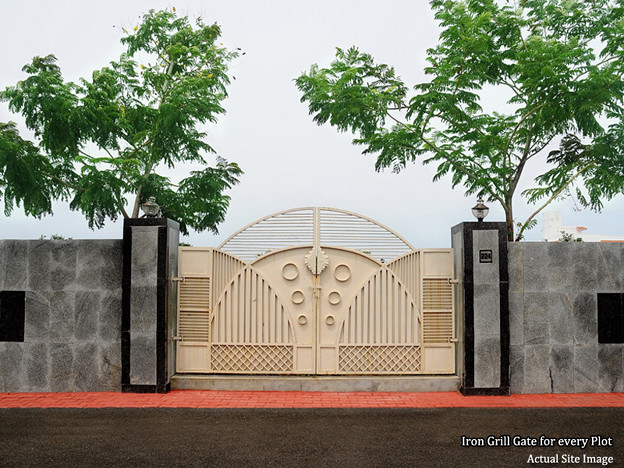 Gated Community Villa Plots