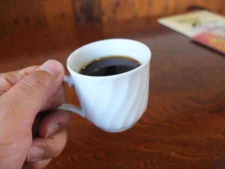 銭形 寺島店 コーヒー(平日ランチタイム無料)