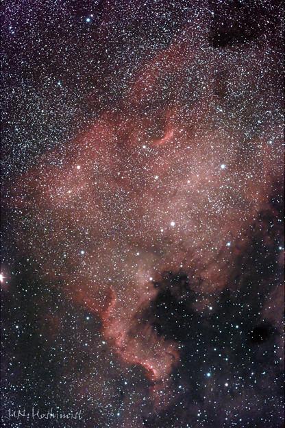 NGC7000北アメリカ星雲(IMG_2866)
