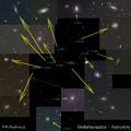 おとめ座銀河団メシエ天体一覧