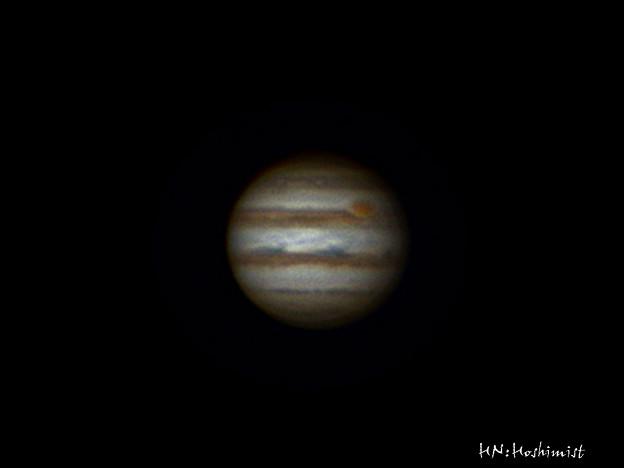 2015年05月09日の木星