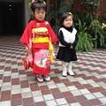 Photos: 七五三 生花でかんざし