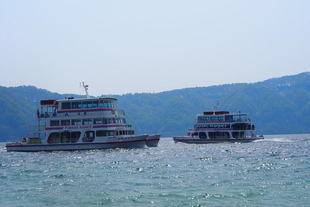 十和田湖 観光船