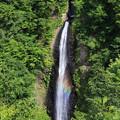 虹の奥州白女が滝