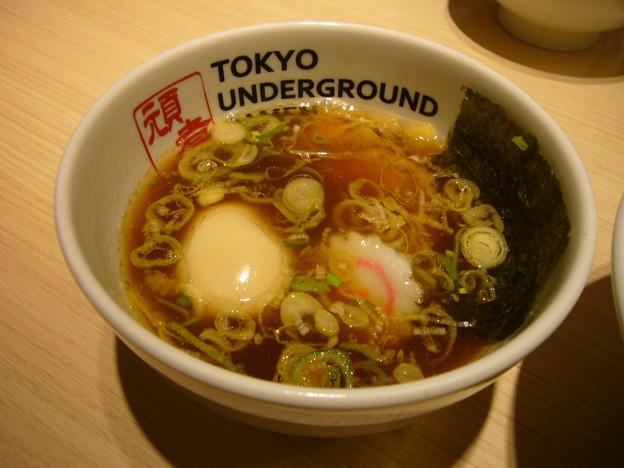 TOKYO UNDERGROUND RAMEN 頑者@池袋(東京)