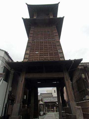 時の鐘(川越)