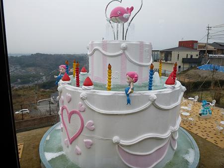デコレーションケーキ?