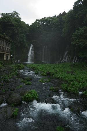 白糸の滝:富士宮市