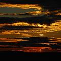 Photos: Golden Clouds 1-8-12