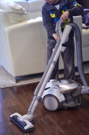 掃除機キレイ (10)