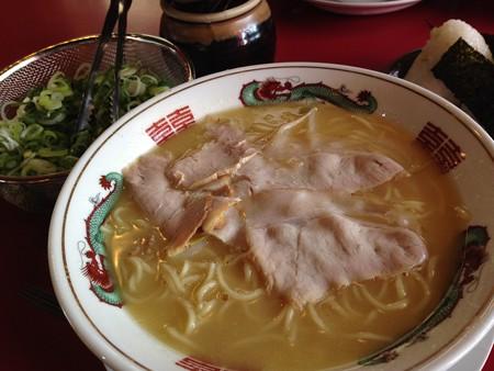 帰省では必ず食べる西舞鶴の一丁さんのとんこくラーメン!最高!