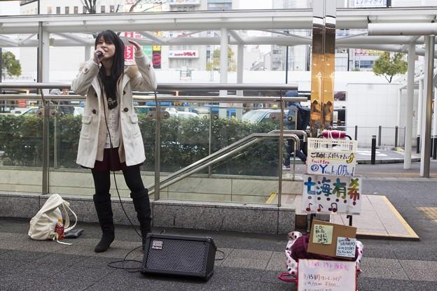 Photos: 七海有希 川崎ストリートライブ BGD74C1839
