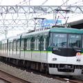 京阪6000系 特急 鞍馬貴船連絡