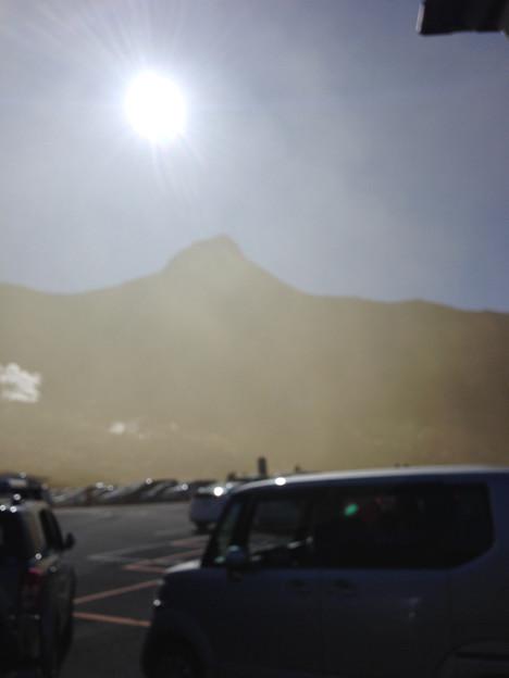 大涌谷火山性ガス