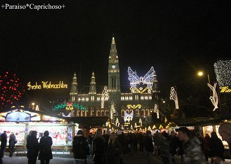ウィーンのクリスマス