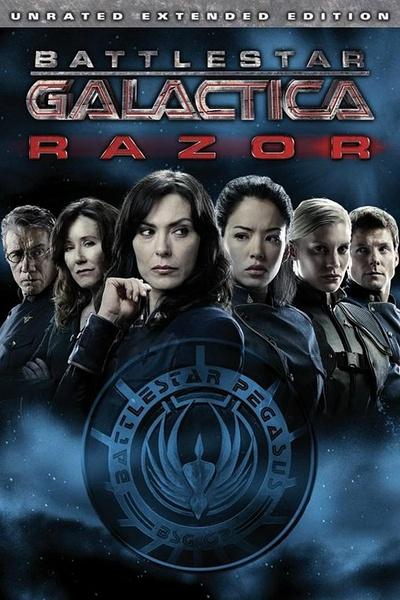 太空堡垒卡拉狄加:利刃(Battlestar Galactica Razor)720p