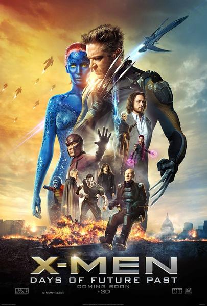 X战警: 逆转未来 X-Men.Days.of.Future.Past.2014.BluRay.1080p