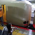 Photos: s4706_サンライズ_岡山駅で列車分割