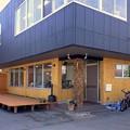 Photos: 129「ベイクカフェ・ストーク」外観
