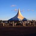 Photos: 海浜公園のベンチ CIMG3877