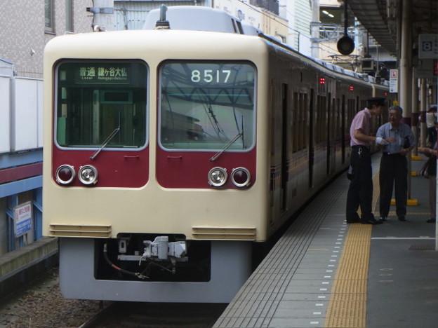 新京成線 鎌ヶ谷大仏行方向幕 RIMG1694