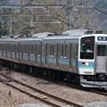 写真: 中央本線211系2000番台 N609編成