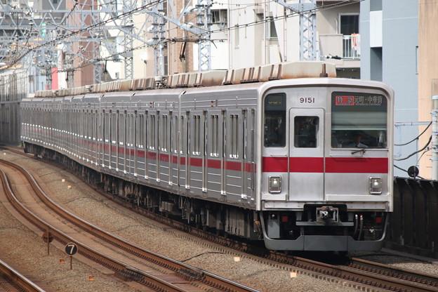 東上線9050系 9151F
