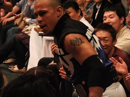 新日本プロレス BEST OF THE SUPER Jr.XIX 準決勝戦 Aブロック2位 プリンス・デヴィット vs Bブロック1位 ロウ・キー (1)