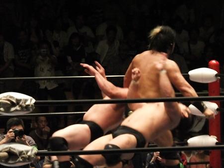全日本プロレス 後楽園ホール 20110712 (36)