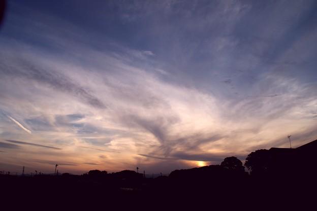 夕方の空(20150511)1