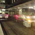 415系1514 783系CM31 博多駅にて