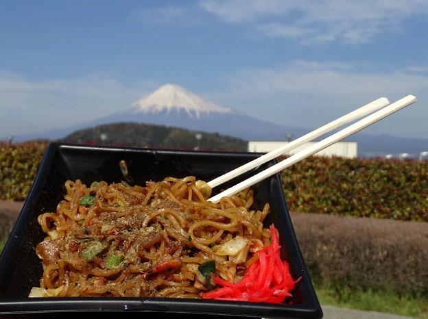 富士宮焼きそば