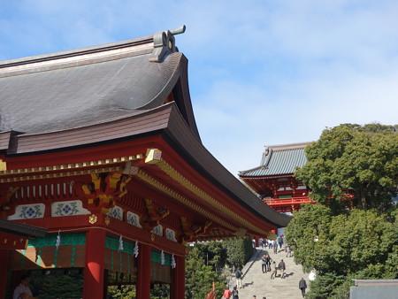 鶴岡八幡宮 (神奈川県鎌倉市雪ノ下)