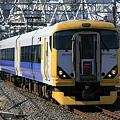 Photos: E257系@東千葉駅