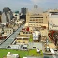 Photos: 広島パルコ本館9階から八丁堀方向 広島市中区本通 - 堀川町 - 胡町