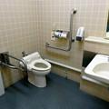 イオンモール広島府中 車いす対応トイレ multipurpose restroom 安芸郡府中町大須2丁目