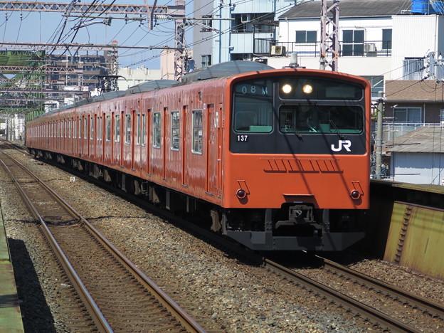 Osaka Loop Line 201 @大阪環状線 大正
