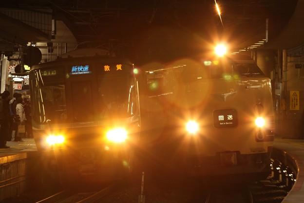 関西の電車に魅せられて...