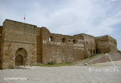 スペインの要塞「カラッカ」