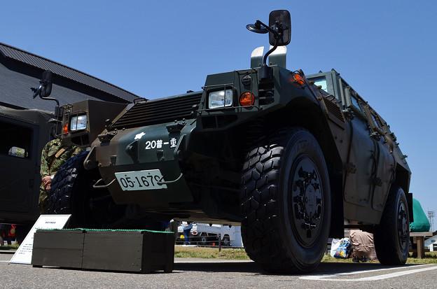2015軽装甲機動車