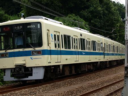 小田急(玉川学園→鶴川)13