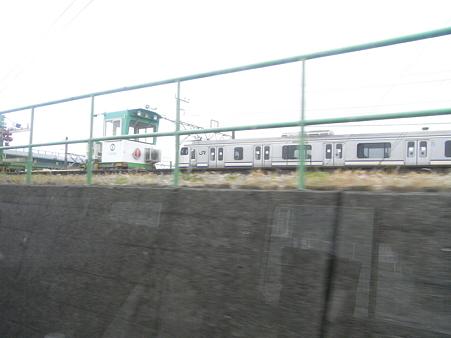 快速エアポート成田の車窓37