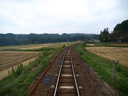 烏山線の車窓(小塙→滝)2