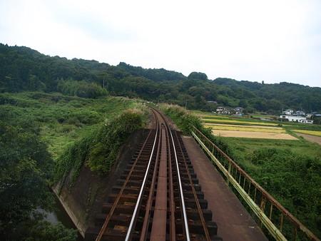 烏山線の車窓(小塙→滝)17
