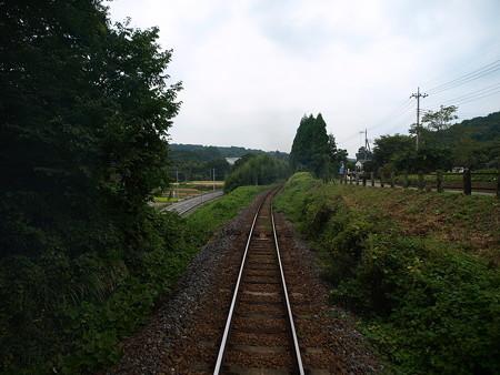 烏山線の車窓(滝→烏山)8